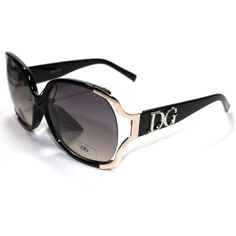 8a09c761e520 ... Women s Sunglasses ~ DG Eyewear Sunglasses come with oversized frame.  These Vintage style Sunglasses are hot nowdays. Makes for a perfect gift  for that ...