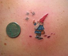 Wee Gnome With Stars - what you should get Melissa!  :)