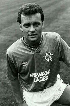 Davie Cooper Glasgow Rangers