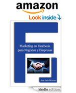http://www.josemorenojimenez.com/2014/06/24/libro-marketing-en-facebook-para-negocios-y-empresas-disponible-en-amazon/ Luego de varios meses de trabajo ya se encuentra disponible en Amazon.commi nuevo libro Marketing en Facebook para Negocios y Empresas (ver...