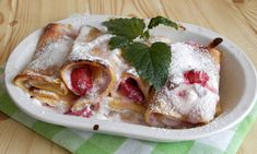 Sweet Dishes Recipes, Food Dishes, French Toast, Vegetarian, Treats, Breakfast, Bakken, Sweet Like Candy, Morning Coffee