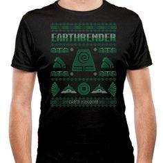 Earth Kingdom's Sweater - Apparel