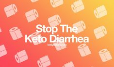 6 Simple Ways to Stop Bad Keto Diarrhea and Enjoy Keto Again Good Food For Diarrhea, Diarrhea Food, Stop Diarrhea, Cramp Remedies, Diarrhea Remedies, Small Intestine Bacterial Overgrowth, Keto Flu, Food Intolerance, How Are You Feeling