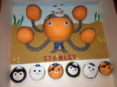 Octopod cake