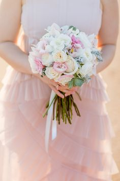 The 10 most beautiful bridal bouquet ideas for the wedding - Home Page Small Bouquet, Industrial Wedding, Bridal Dresses, Bridal Bouquets, Pastel Colors, Color Trends, Wedding Designs, Orchids, Dream Wedding