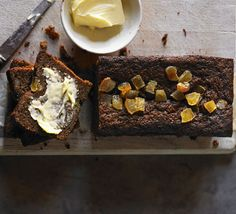 Use up your Halloween pumpkin leftovers in this dense, sticky loaf cake which pairs the sweet earthiness of squash with warming ginger