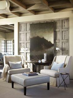 ZsaZsa Bellagio: House Beautiful: Elegant Ease