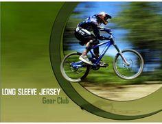 Custom Long Sleeve Jersey - Gear Club
