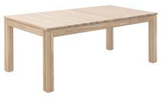 Raffles spisebord i eik (240x100cm) | Møbelideer, Spisebord