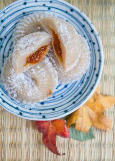 Pumpkin Butter Mochi | Thirsty for Tea