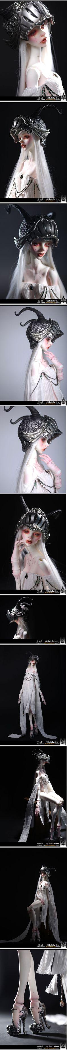 球体関節人形 Evangeline-A 女 66cm_人形70cm_DOLL Chateau_ドール本体_球体関節人形、BJD、ドール服、ドール衣装、人形通販、人形ウィッグ、Wig、着せ替え人形、ドール靴、ボディなどを販売するの総合人形通販店