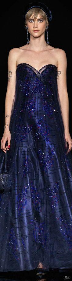 Giorgio Armani, Emporio Armani, Strapless Dress Formal, Formal Dresses, Formal Wear, Embellished Gown, Armani Prive, Italian Fashion, Gowns