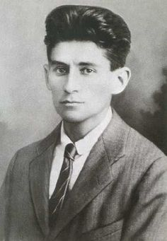 Franz Kafka escritor checo