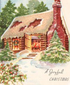 Log Cabin Christmas.