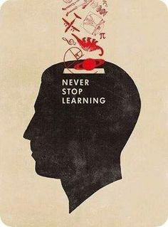 never stop ;)
