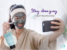Epoch Glacial Marine Mud will leave your face and body feeling amazing! Glacial Marine Mud, Nu Skin, Physically And Mentally, Epoch, Face And Body, Style Me, Skin Care, Feelings, Amazing
