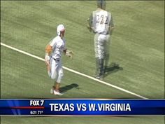 Bats Awake As UT Pummels Mountaineers, 12-0 - http://austin.citylocalbuzz.com/bats-awake-as-ut-pummels-mountaineers-12-0/-    Texas took out the frustration from a recent offensive slump Saturday, scoring a season-high 12 runs in a 12-0 win over West Virginia at Disch-Falk Field. Dennis de la Pena has the highlights.    KTBC  Local Sports