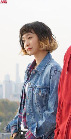 Korean Actresses, Asian Actors, Korean Actors, Actors & Actresses, Korean Celebrities, Celebs, Kdrama, Pink Hair, Asian Woman