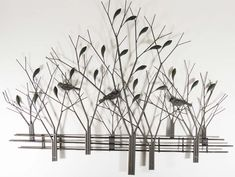 1000 Images About Metal Wall Art On Pinterest Metal