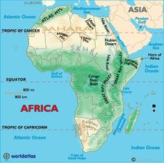 the arab world that straddles the continents of asia and africa Africa is the world's second-largest and second most-populous continent, after asia at about 302 million km2 (117 million sq mi) including adjacent islands, it covers 6% of the earth's total surface area and 204% of the total land area.