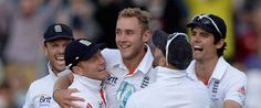 England secure Ashes win Sports Live Cricket, Ashes Cricket, Stuart Broad, V Australia, Sporting Live, Cricket Match, England, People, Sporty
