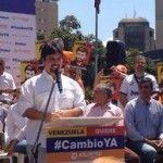 """""""Vamos a salir de Nicolás Maduro lo antes posible"""" - http://critica24.com/index.php/2016/02/26/vamos-a-salir-de-nicolas-maduro-lo-antes-posible/"""