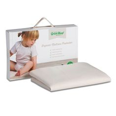 Baby Elegance Waterproof Mattress Protector Cot Bed