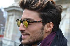 hairstyle, Mariano Di Vaio.