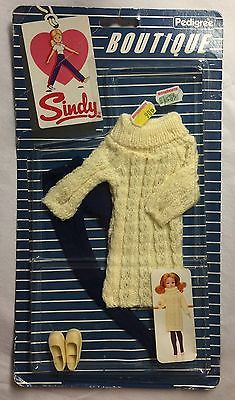 1983 Pedigree Sindy Outfit Boutique Range, Bright & Breezy MIP BNIB