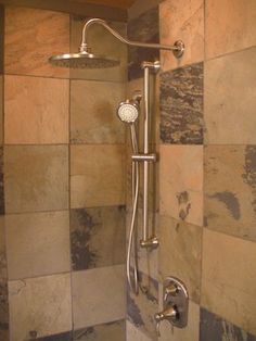 Hand Held Shower W Shower Head Nice Set Would Install The Hand Held
