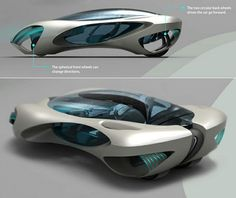 concept cars The Taihoo 2046 concept car is designed by Hao Huang and inspired by the Taihu porous stone. One of the cool features of this futuristic car, is the transparent features and Auto Design, Design Autos, Automotive Design, Design Transport, Automobile, Flying Car, Futuristic Cars, Transportation Design, Future Car