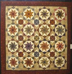 FABRIC THERAPY: 2013 Shipshewana Quilt Festival. 'Eldon' by Ron Kuehl of Franklin, IN