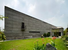 tapered house by index architecture in shunde china