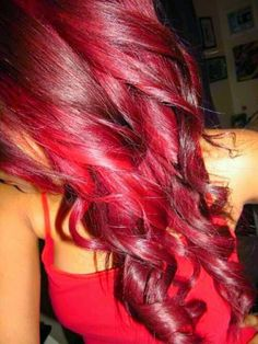 Best Red Hair Dye: Bright Red | Hair |Haircuts |Color