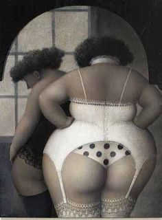 Plus Size Art... LOVING it!