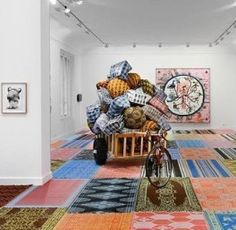Barthelemey Toguo Contemporary African Art, Marcel Duchamp, Kids Rugs, Home Decor, Paint, Decoration Home, Kid Friendly Rugs, Room Decor