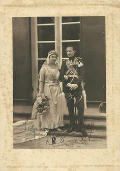 duchess Ingeborg von Oldenburg + Stephan prince zu Schaumburg-Lippe