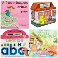 melhores livros infantis comprar desconto