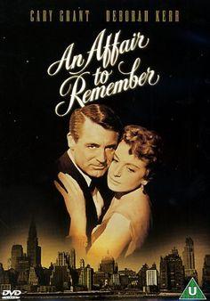 """Cary Grant & Deborah Kerr in """"An Affair to Remember"""" - 1957"""