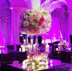 25 Stunning Wedding Centerpieces – Part 8 – Belle the Magazine beautiful wedding centerpieces   All about Real Weddings - Wedding Blog