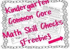 Kindergarten Common Core.