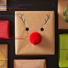 funny gift wrapping ideas ~ funny gif - funny gift ideas - funny gifts for boyfriend - funny gifts for men - funny gift wrapping ideas - funny gifts for best friend - funny gifts for christmas - funny gift exchange ideas Diy Christmas Presents, Christmas Gift Wrapping, Best Christmas Gifts, Holiday Gifts, Christmas Crafts, Christmas Christmas, Christmas Cookies, Christmas Lights, Diy Presents