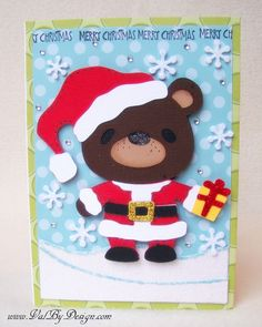 Cricut's Teddy Bear Parade cartridge