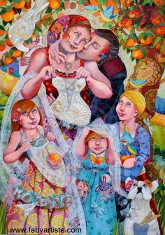 The Mother's Day Gift ~ by Faby Artiste