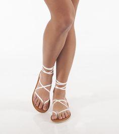 Sseko - Ribbon Sandals — Stori
