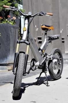 """Mercedes-Benz"" of electric bikes - but #betterthanacar"