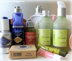 L'Occitane en Provence Products Review ~ Glamorable!