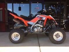 Used 2014 Yamaha Raptor 700 ATVs For Sale in Florida. 2014 Yamaha Raptor 700, 2014 Yamaha® Raptor® 700R All Hail the King of Big Bore Sport ATVs The big bore ATV performance leader continues its run as king af all terrain thanks to class-leading engine performance and handling. Key Features May Include: Engine Forged lightweight piston, connecting rod and crankshaft in the 686cc engine are light and strong, for a hard-hitting, quick-revving powerplant that revs all the way to 9000 rpm…