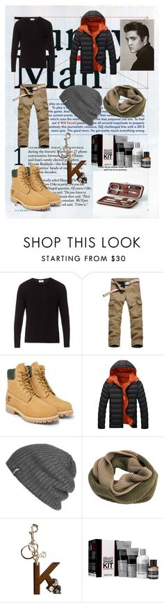 """""""Bez naslova #16"""" by jasmina-ishak ❤ liked on Polyvore featuring American Vintage, Timberland, Outdoor Research, Edit. Tokyo, Gucci, Anthony, men's fashion and menswear"""
