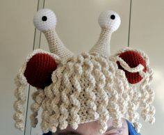 Flying Spaghetti Monster Crochet Hat Pattern Only by rachaek